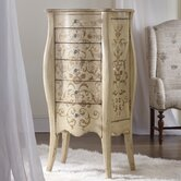 M&eacute;lange Phoebe Jewelry Armoire