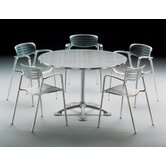Knoll ® Outdoor Dining Sets