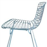 Bertoia Stool in Polished Chrome - Quick Ship!