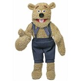 28&quot; Silly Bear Puppet with Mitten Hands