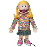 25&quot; Cindy Full Body Puppet