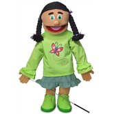 25&quot; Jasmine Full Body Puppet