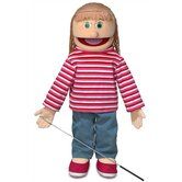 "25"" Emily Full Body Puppet"