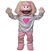 "30"" Kimmie Professional Puppet with Removable Legs"