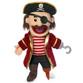 "14"" Pirate Glove Puppet"