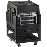 The Mighty 07 Gig Rig Rack in Black