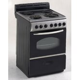 24&quot; Electric Range