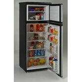 7.5 CF Two Door Apartment Size Refrigerator