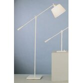 Real Simple Floor Lamp in Stardust White