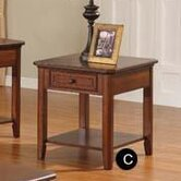 Topaz End Table