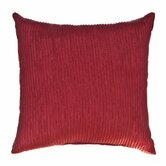 "Sacra 18"" Pillow in Sangria"