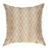 "Liona 18"" Pillow in Pebble"
