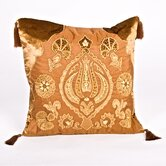 Tudor Polyester Velvet Square Pillow