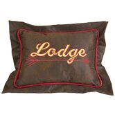 Tahoe Lodge Pillow