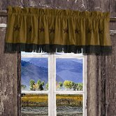 Laredo Valance in Tan