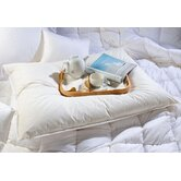 Oversized and Overfilled Slumber Pillow in White