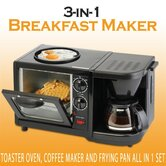 3-in-1 Breakfast Maker