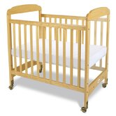 Serenity Compact Sized Clearview Crib