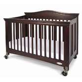 Royale Fixed Side Folding Full Crib