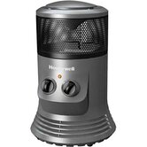 Honeywell MiniTower Heater Gray HZ0360