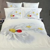Curiosita 4 Pieces Twin Duvet Cover Set