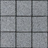 SAMPLE - Interlocking Granite Tiles in Dark Gray