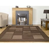 Visiona Soft Brown Contemporary Rug/Runner
