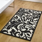 Element Warwick Black / Ivory Contemporary Rug