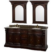 "Roosevelt 72"" Bathroom Vanity Set"