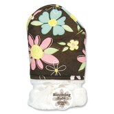 Blossoms Terry Hooded Towel