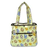 Chibi Zoo Tulip Tote Diaper Bag