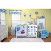 Dr. Seuss 4 Piece Crib Bedding Set