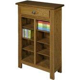Hertford DVD/CD Storage Cabinet