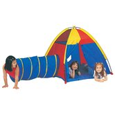 """Hide Me"" Play Tent and Tunnel Combination"