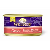 Salmon Cube Canned Cat Food (3-oz, case of 24)
