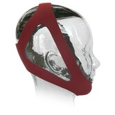 Ruby Style Chin Strap in Red