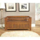 Acadian Entryway Bench