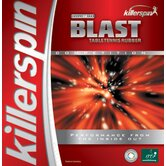 Blast Table Tennis Rubber in Red