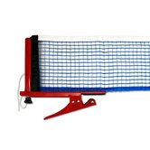 Table Tennis Clip - on Net and Post Set