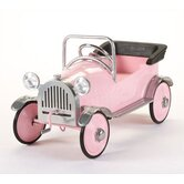 Princess Pedal Car in Pink