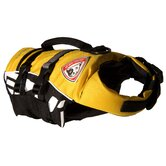 DFD-Micro Dog Floatation Jacket Device in Yellow
