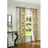 Cotton Grommet Curtain Panel Pair