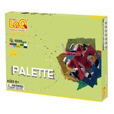 Free Style 1000 Piece Palette Puzzle