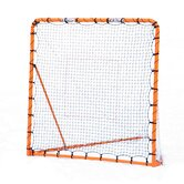 "72"" x 72"" Folding Lax Goal with Throwback"