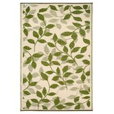 World Bali Forest Green/Cream Rug