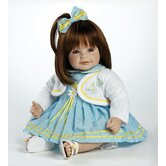 Baby Doll &quot;Simply D-lightful&quot; Red Hair / Blue Eyes
