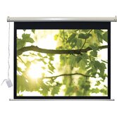 "Lectro IR QM ""A Series"" Motorized Screen AV (1:1) Format - 220V 84"" x 84"""