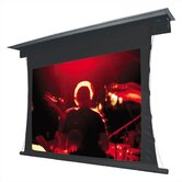 BriteWhite Opaque Lectric IV Motorized Screen - 153&quot; diagonal CinemaScope Format