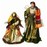 Royal Holy Family Figurine Set