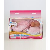 Sweet Dreams Collectible Doll Kit in Pink